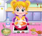 Bebek Arya Mutfakta