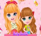 Bebek Barbie Anneler Günü Sürprizi