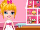 Bebek Barbie Bebek Evi