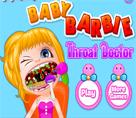 Bebek Barbie Boğaz Enfeksiyonu