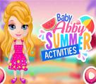 Bebek Barbie ile Yaz Eğlencesi