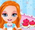 Bebek Barbie Kek Dükkanı