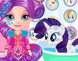 Bebek Barbie ve Pony 2
