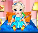 Bebek Elsa Grip Oluyor