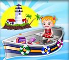 Bebek Hazel Deniz Feneri Macerası