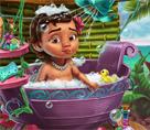 Bebek Moana Banyo Zaman