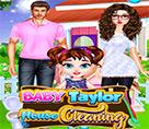 Bebek Taylor Ev Temizliği