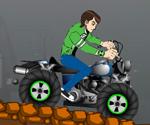 Ben 10 Harley Motoru