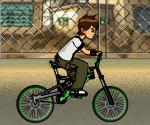 Ben 10  Bisikletçi