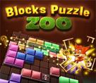 Blok Bulmaca Hayvanat Bahçesi