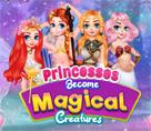 Büyülü Karakter Prensesler