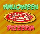 Cadılar Bayramı Pizzası