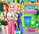 Çevreci Prensesler