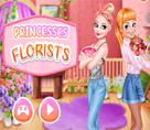 Çiçekçi Anna ve Elsa