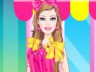 Çiçekçi Barbie Giydirme