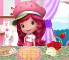 Çilek Kız Pasta Tarifi