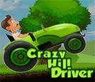 Dağlık Yolda Traktör Sürme