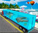 Deniz Hayvanı Taşımacılığı 3d