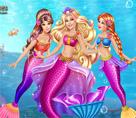 Denizkızı Barbie Giydir