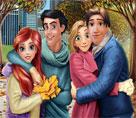 Disney Çiftleri Sonbahar Modası