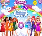 Disney Gökkuşağı Desenleri