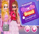 Disney Kızlarıyla Alışveriş