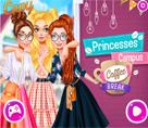 Disney Prensesler Üniversitede