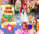 Disney Prensesleri Büyülü Elf