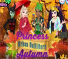 Disney Prensesleri ile Sonbahar Alışverişi