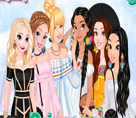 Disney Prenseslerini Giydir
