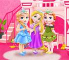 Disney Prenseslerinin Odası