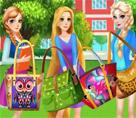 Disney Prenseslerinin Okul Çantası