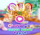 Disney Tavşan Partisi