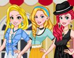 Disney Prensesleri Makyajı