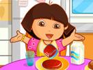 Dora Kahvaltıda