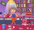 Dora Kütüphane Temizliği