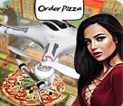 Drone ile Pizza Teslimatı