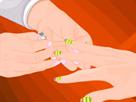Düğün Öncesi Manikür