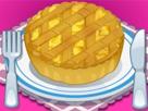 Elmalı Pasta Hazırlama