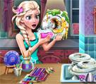 Elsa Bulaşık Zamanı