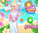 Elsa Cruise Tatilinde