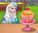 Elsa Cupkek Yapıyor