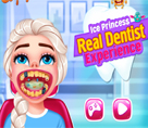 Elsa Diş Tedavisinde