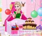 Elsa Doğum Günü Temizliği