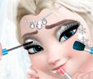 Elsa Düğün Makyajı