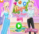 Elsa Eğlenceli Moda Blogu