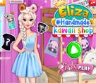 Elsa El Yapımı Kawaii Ürünleri