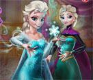 Elsa Gizli Değişim