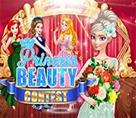 Elsa Güzellik Yarışmasında