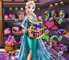 Elsa Hediyelik Eşya Dükkanında